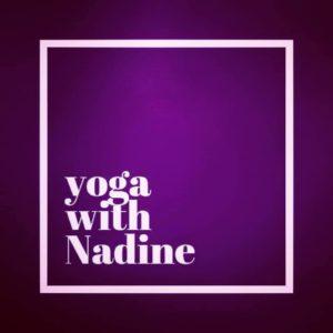 log of nadine savage yoga teacher in northern ireland - teaching kids meditation
