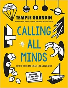 temple grandin calling all minds book